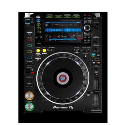 Pioneer CDJ 2000 NX2