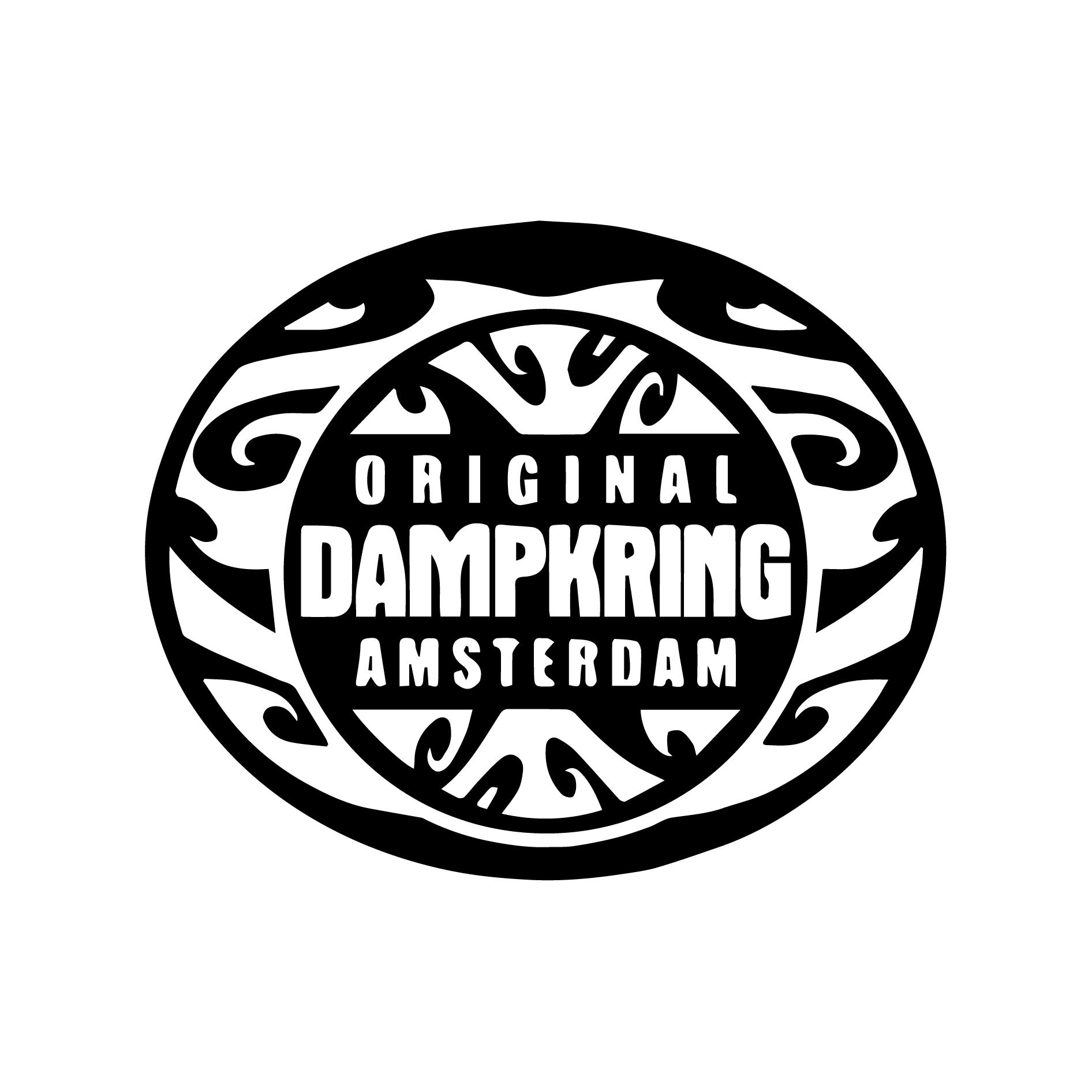 Original Dampkring Amsterdam Logo