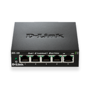 D-Link Internet Switch DES-105