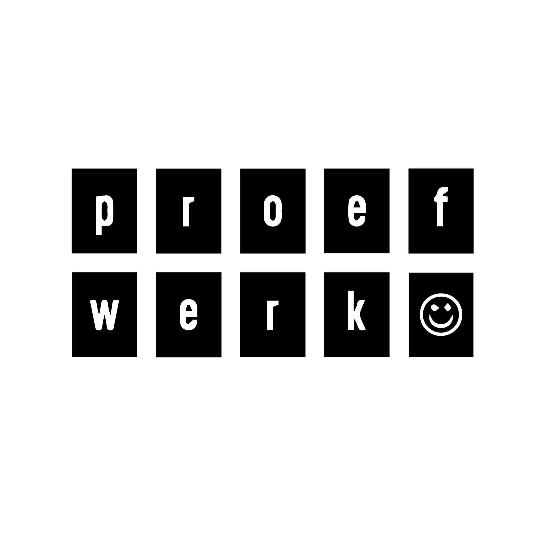 proefwerk logo