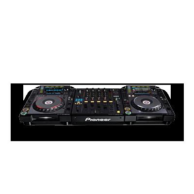 De Pioneer Nexus DJ Set