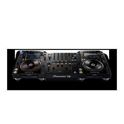 De Pioneer Nexus 2 DJ Set