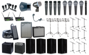 Backline Package Large