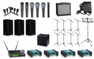 Backline Package Medium