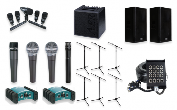 Backline Package Small